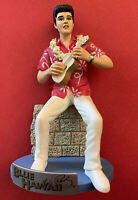 "2002 Elvis Presley as ""Chad Gates"" Blue Hawaii Signed Signature 4"" Figurine"