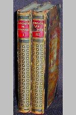 Gonzalve de Cordoue, ou Grenade Reconquise, two vols Florian 1792 Lord Paget VG-