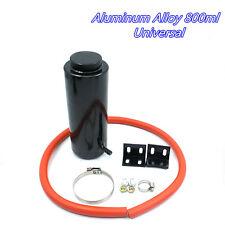 800ml T6 Aluminum Alloy Autos Cylinder Radiator Overflow Reservoir Coolant Tank
