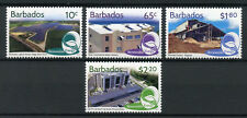 Barbados 2017 MNH Renewable Energy 4v Set Science Environment Stamps