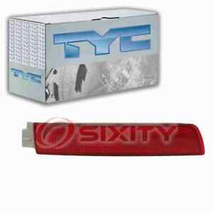 TYC Left Reflector Assembly for 2011-2015 Nissan Juke Electrical Lighting ey