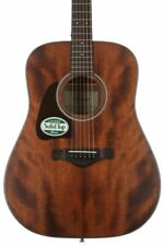 Ibanez Aw54l Acoustic Guitar Open Pore Natural