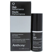 High Performance Continuous Moisture Eye Cream by Anthony for Men - 0.5 oz Cream