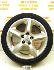 VAUXHALL VECTRA ALLOY WHEEL - REQUIRES REPLACEMENT TYRE