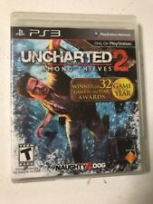 Uncharted 2: Among Thieves - Sony PlayStation 3 New Factory Sealed
