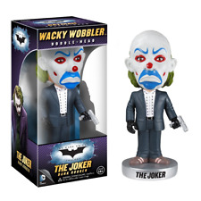 New Batman The Dark Knight The Joker Bank Robber Wacky Wobbler Figure Official