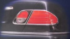 Rücklicht Chrom Zierleisten FÜR Mercedes W210 Old Type