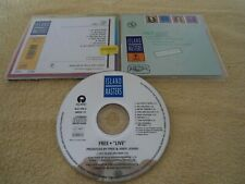 CD FREE - LIVE 1971 Made in France ISLAND REC 842 359-2 Rodgers Kossoff Kirke