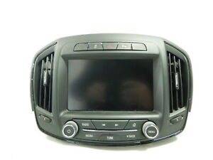 Opel Insignia Sports Tourer Navigation Radio Display 90802619 , Bedieneinheit Na