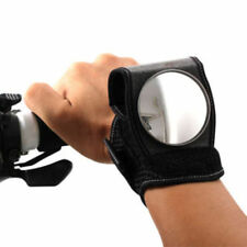 Bike Bicycle Cycling Wrist Band Reflex Back Rear View Mirror Safety Accessories