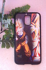 USA Seller Samsung Galaxy S5 SV Anime Phone case Dragon Ball Z Goku & Gohan