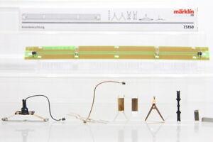 H0 Märklin 73150 Bausatz Innenbeleuchtung interior lighting +OVP/J17