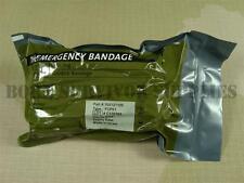"""NATO British Army Issue Bandage Trauma Wound Field Dressing 4"""" Inch Israeli FFD"""