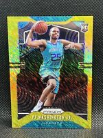 2019 Panini Prizm Gold /10 PJ Washington Jr