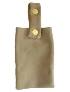 Nude Bra / Belt Insulin Pump Pouch / Case