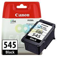Genuine Canon PG-545 Black Ink for Pixma MG2450 MG2550 MG2950 MG3050 MG3051 3052