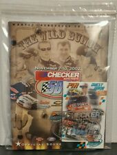2002 Checker Auto Parts 500 from Phoenix International Raceway November 10, 2002