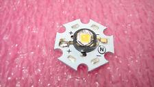 10St. Z-Power LED Seoul P4-Star 1-3W 350-700mA 3000K warm weiß Neu