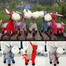 1 pc cute animal âne coincé des poupées cadeau pour enfants