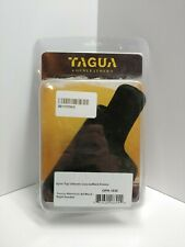 Tagua OPH-1035 Suede Open Top Concealment Holster For Taurus Millenium G2