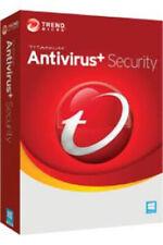 Trend Micro antivirus + Security 2019 3 PC 1 ANNO PC KEY UE/DE