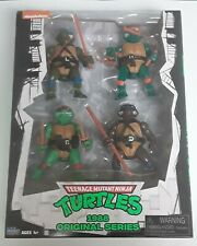TMNT Teenage Mutant Ninja Turtles Classic 1988 Original Series Figure 4 Pack NEW