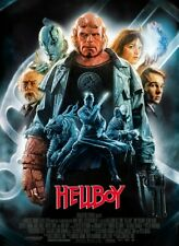 """35mm Feature Film Reel #5 ONLY """"HELLBOY"""" 2004 ( Look  shipping price)"""