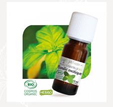 Huile essentielle Basilic Exotique BIO 10 ml