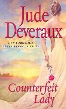 Counterfeit Lady, Jude Deveraux,067173976X, Book, Acceptable