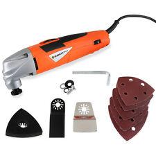 EBERTH Multi Tool Multifunktionswerkzeug Multifunktionstool Säge Schaber 220 W