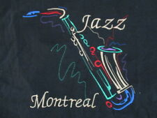 Vintage Tennessee Label - Montreal Jazz Festival Embroidered (2Xl) T-Shirt