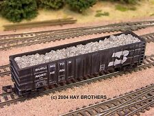 Hay Brothers LOOSE SCRAP ALUMINUM LOAD - fits Athearn / MDC Thrall Gondolas