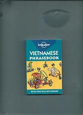 Lonely Planet Phrasebook Guides: Vietnamese Phrasebook by Thinh Hoang (2000, pb)