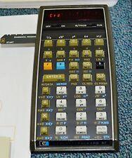 HP Calculator Card Reader Repair,  65/67/97/97S/41