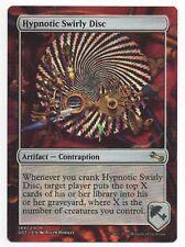 MTG Unstable Rare Hypnotic Swirly Disc, M-NM, NBP
