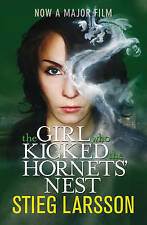 The Girl Who Kicked the Hornets' Nest (Millenniu, Stieg Larsson, New