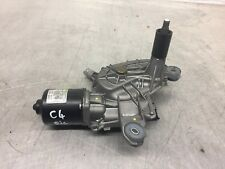 CITROEN C4  PICASSO N/S FRONT RIGHT DRIVERS WIPER MOTOR 90 DAY GUARANTEE