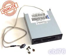 Lecteur de carte mémoire interne multiformat interne 3,5' noir NEC 8056100000
