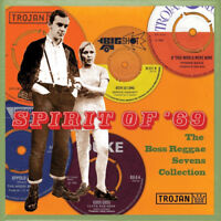 "Various Artists : Spirit of '69 -The Boss Reggae Sevens Collection VINYL 7"""