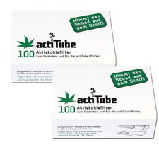 ActiTube 200 Activated Carbon Filter 9 mm filter pipe - UK Seller