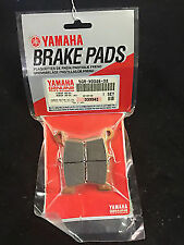 WR250F Genuine Yamaha Front Brake Pads