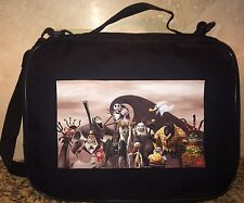 Trading Book For Disney Pins Nightmare Before Christmas Group Large/Med Pin Bag