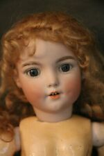 Antique Simon & Halbig 1279 German Bisque Doll, 11 1/2 In Antique German Doll