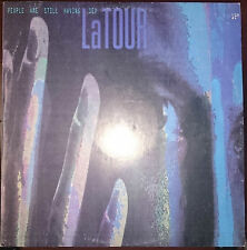 LaTour – People Are Still Having Sex - LP