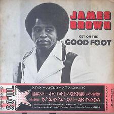 James Brown - Get On The Good Foot / VG+ / 2xLP, Album, Gat