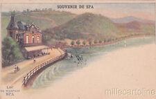 * BELGIUM - Spa - Illustrated Landscape 1900