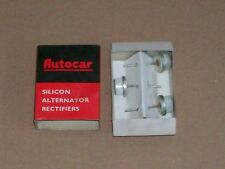 Nn. 3x MOTOROLA 1n3491r 25A anodo base DIODI LUCAS ALTERNATORE 10AC 11ac mr322r