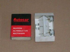 NOS 3x Motorola 1N3491R 25a Anode Base Diode Lucas Alternator 10ac 11ac MR322R