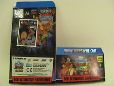 SLAM ATTAX - RUMBLE - DER ULTIMATIVE SHOWDOWN - Box -leer- wrestling