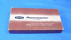 Wamo Powermaster Pistol Box